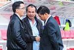 HLV Chung Hae Seong hết lời tâng bốc bầu Đức trước ngày ra mắt HAGL