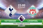 Tottenham vs Liverpool (22h00 ngay 22/10): Dai tiec tan cong