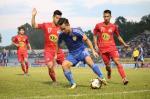 Tân HLV HAGL mừng ra mặt sau trận hòa 1-1 trước Quảng Nam