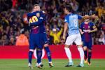 Barca thắng nhẹ Malaga: Khôn ngoan và tinh tế, như HLV của họ