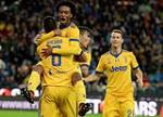 Udinese 2-6 Juventus: Tham sat trong the thieu nguoi