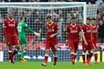 Coutinho cay đắng vói về thất bại trước Tottenham