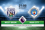 West Brom 2-3 Man City (KT): Vung vang tren ngoi dau BXH