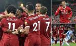 Liverpool 3-0 Huddersfield: Cho mung qua som, Jurgen Klopp