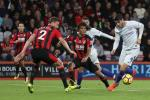 Nhung thong ke dang nho sau tran Bournemouth 0-1 Chelsea