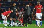 Jose Mourinho tiet lo tinh hinh cua Pogba va Marcos Rojo