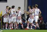 Tong hop: Croatia 4-1 Hy Lap (Playoff VL World Cup 2018)