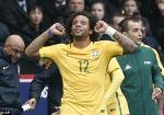 Tong hop: Nhat Ban 1-3 Brazil (Giao huu quoc te)