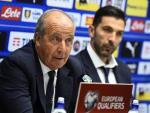 HLV Ventura tu tin Italia se gianh ve du World Cup 2018