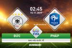 Duc vs Phap (2h45 ngay 15/11): Khac biet o chieu sau