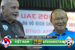 Viet Nam 0-0 Afghanistan (KT): Tuan Manh giup HLV Park Hang Seo co man ra mat thanh cong