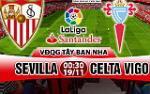 Nhan dinh Sevilla vs Celta Vigo 00h30 ngay 19/11 (La Liga 2017/18)