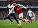 Ozil nói gì sau trận thắng của Arsenal trước Tottenham?