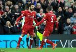 Tổng hợp: Liverpool 3-0 Southampton (Vòng 12 NHA 2017/18)