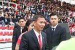 HLV Hoàng Anh Tuấn không dám mơ World Cup