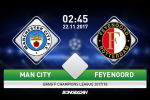 Man City 1-0 Feyenoord (KT): Chien thang vui ve qua nhoc nhan