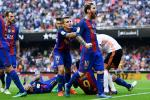 Lich thi dau vong 13 La Liga 2017/18