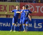 Tong hop: Quang Nam 3-1 TPHCM (Vong 26 V-League 2017)
