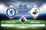 """Chelsea vs Swansea (2h45 ngay 30/11): Can sao noi """"song sat"""" H&M?"""
