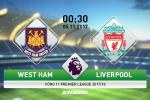 West Ham 1-4 Liverpool (KT): Mane tai xuat, The Kop thang lon
