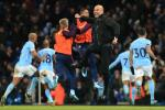 Wenger: Man City dan dau Premier League nho may man