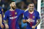 Messi lap 2 ky luc khung trong tran thang Sevilla