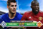Chelsea 1-0 MU (KT): The Blues ha sat Quy do, Conte buoc Mourinho phai cam lang