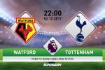 Watford 1-1 Tottenham (KT): Choi thieu nguoi, Spurs may man cam chan hien tuong