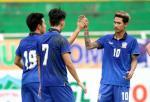 Người Thái mang lực lượng mạnh nhất quyết giành cúp vô địch tại Việt Nam