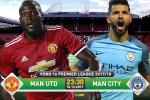 MU 1-2 Man City (KT): Lukaku toa sang trong chien thang cua Man xanh ngay tai Old Trafford
