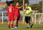 HLV Park Hang Seo thay đổi chiến thuật cho U23 Việt Nam