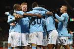 Những thống kê đáng nhớ sau trận M.U 1-2 Man City