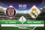 Al Jazira vs Real Madrid (0h00 ngay 14/12): Huy diet chu nha?