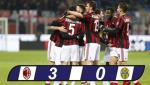 AC Milan 3-0 Verona: Hen gap Inter o tu ket Coppa Italia