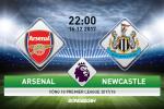 Arsenal vs Newcastle (22h00 ngày 16/12): Tìm lại niềm vui