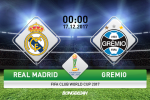 Real Madrid vs Gremio (0h00 ngay 17/12): Lieu co bat ngo?