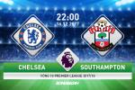 Chelsea 1-0 Southampton (KT): Nha DKVD thang toi thieu