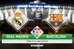 Real Madrid vs Barcelona (19h ngay 23/12): Khong thanh cong, cung thanh nhan!
