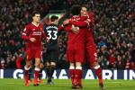 Du am Liverpool 5-0 Swansea: Quen Fab Four di, Klopp