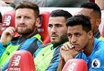 HLV Wenger ly giai quyet dinh day ai Kolasinac