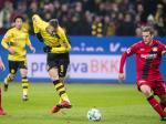 Leverkusen 1-1 Dortmund: That vong cung cuc