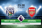 "West Brom vs Arsenal (23h30 ngay 31/12): Pha dop ""To chim"""