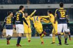 Tong hop: Verona 1-3 Juventus (Vong 19 Serie A 2017/18)