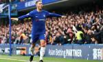 Eden Hazard bung no trong vai tro moi