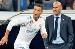 Zidane dong y voi nhan xet gay tranh cai ve Ronaldo