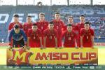 Hai cau thu U23 Viet Nam lot vao doi hinh tieu bieu M-150 Cup
