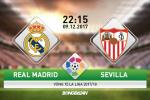 Real Madrid 5-0 Sevilla (KT): Ronaldo xung danh Bong Vang, Los Blancos thang huy diet