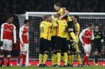 Thay gi sau tran thua soc cua Arsenal truoc Watford?