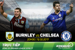 Burnley 1-1 Chelsea (KT): Tran hoa be tac tot do
