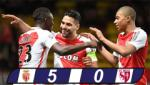 Monaco 5-0 Metz: Hattrick cua Thierry Henry moi